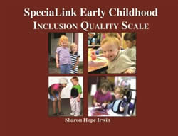 SpeciaLink ECEC Inclusion Quality Scale Workbook