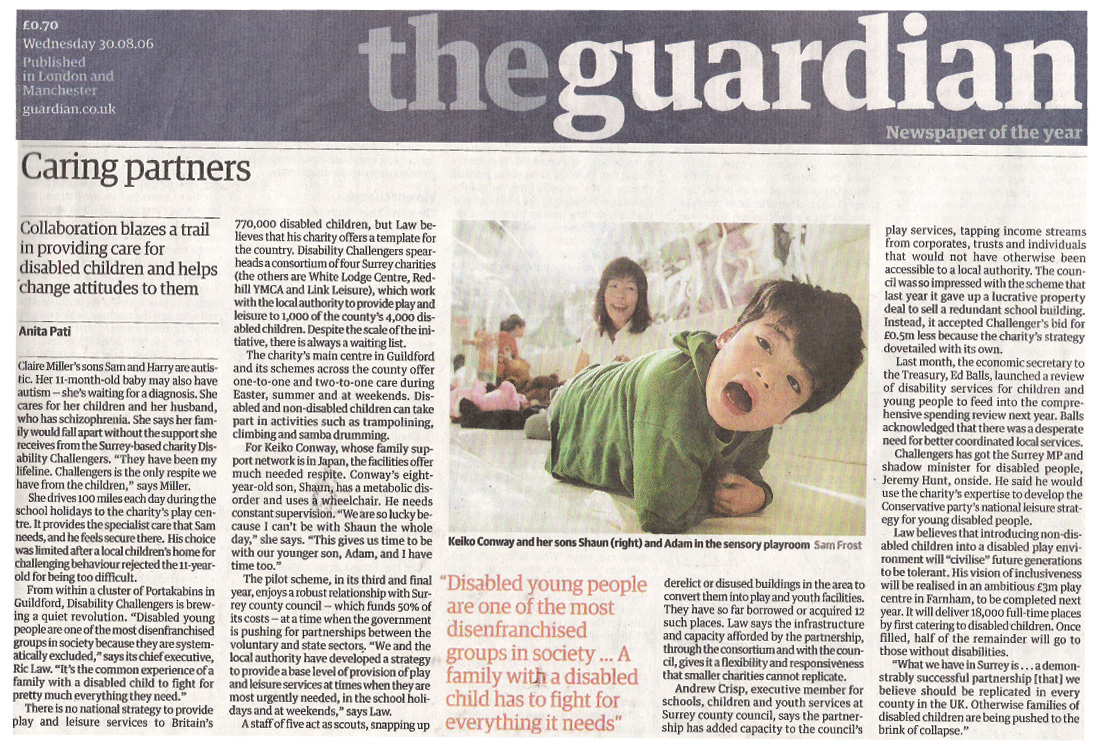 the guardian articles from newspaper